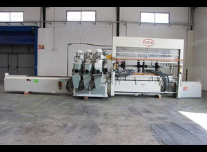 Pade Unize 6 T Cnc Wood milling machine