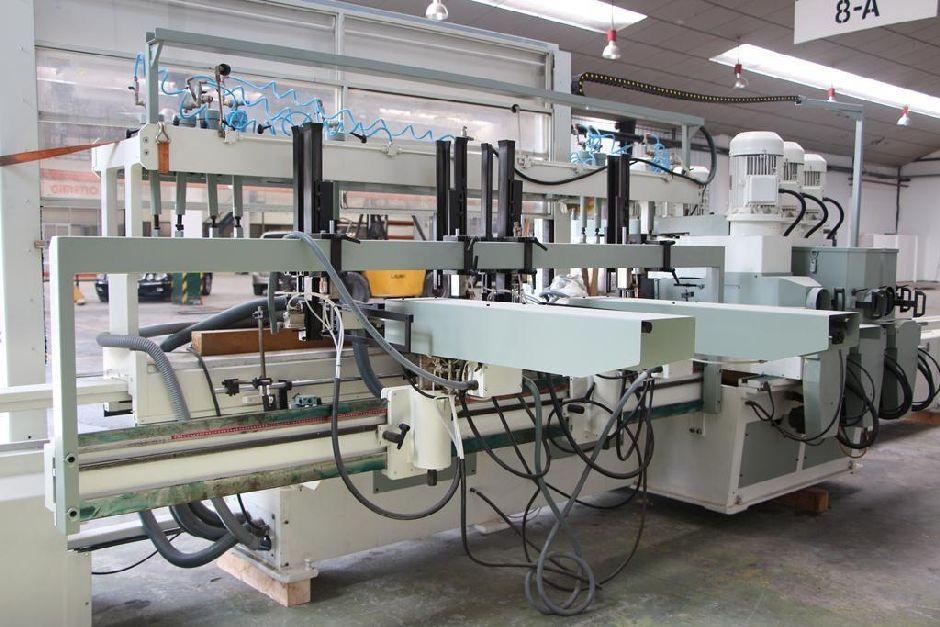 PADE UNIZE 6 T CNC Wood milling machine CNC controled - Exapro