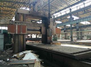 Завод Тяжелых  Уникальных Станков 6625У P71130009