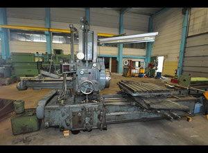 Forges de Gilly - Table type boring machine CNC