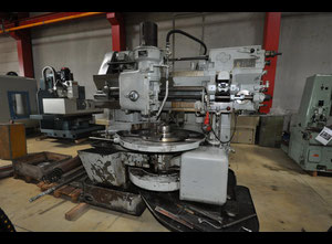 Lorenz SJ7-1000/Z Gear shaping machine