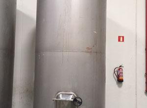 Caldereria Teruel DEP8000V Behalter