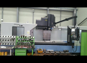 Doosan VM960L Bearbeitungszentrum Vertikal