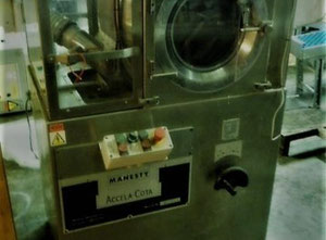 Manesty 10 Tablet coating machine