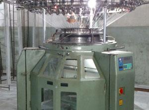 Macchina per lavorare a maglia circolare Fukuhara VXC-3s