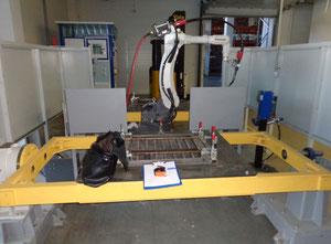 Průmyslový robot Panasonic Tawers TA-1400WG3