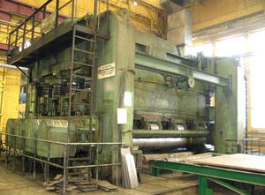 Verrina SP 50x4500 Blechrichtmaschine