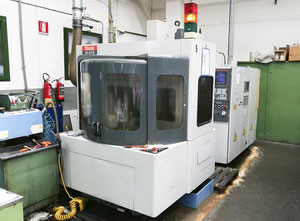 Mazak H-415 Machining center - horizontal