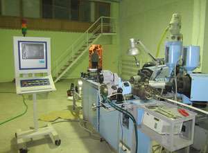 Маяк-93 1 Extrusion line