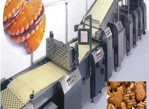 Ligne de production de croissants / biscuits  SH250/400/600/800/1000