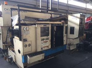 Okuma & Howa 2SP 20H Drehmaschine CNC