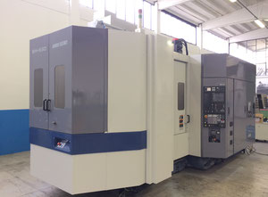 Mori Seiki SH6 630 Machining center - horizontal