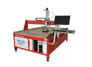 Alòs Industrials Fresadoras CNC Wood milling machine