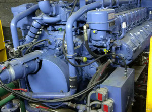 Set of electric generator SREE 2000 KVA