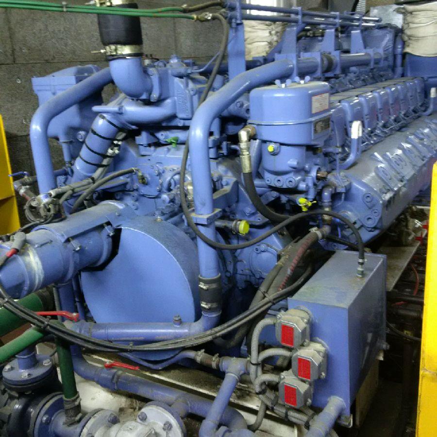 Groupe lectrog ne sree 2000 kva machines d 39 occasion exapro for Groupe electrogene 12 kva