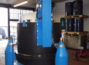 Broadbent 1250 x 710 T46AM Zentrifuge / Separator