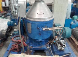 Centrifuga/odstřeďovací separátor Alfa Laval VNPX07