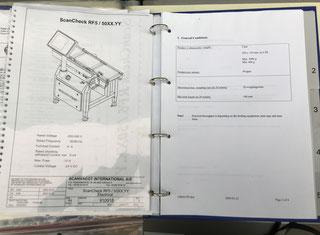 Scanvaegt RF5 P71214080