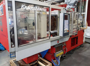 Krauss Maffei KM 150-700 C1 Spritzgießmaschine