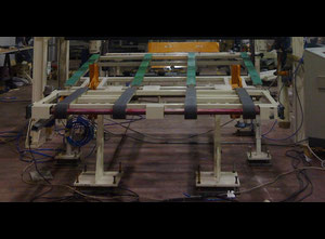 Używany nawijak / rozwijak / maszyna do cięcia wzdłużnego MTC Accumulator