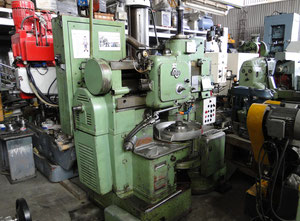 Lorenz AG 7505 Gear machine - milling, testing, inspection..