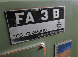 TOS FA3B P71215125