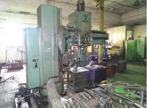 MAS VR 6 A Radial drilling machine
