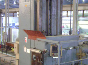 Titan HB09 Floor type boring machine CNC