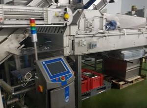 Máquina de corte, lavado y blanqueado de verduras y frutas Eima Maschinenbau VWS 10