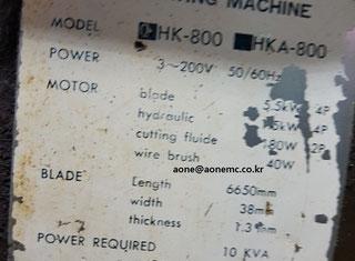 Amada HK800 P71220126