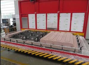 Geiss Cnc Trimming machine / Machining center - 5 axis