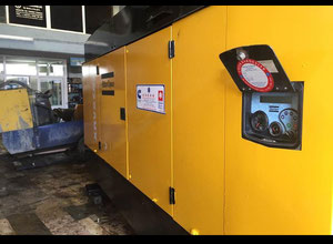 Atlas Copco XRVS 476 Mobile kompressor