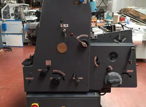 Offset un color Heidelberg GTO 46+