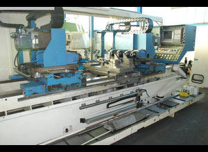 AXA DEB 4/2 CNC Facing and centering machine