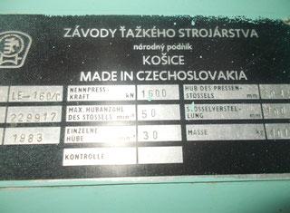 Zts Kosice LE 160C P71227105
