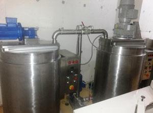 Stainlesteel 300 KG Schokoladenproduktionsmaschine