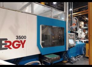 Netstal S3500-2150 Blasformenmaschine