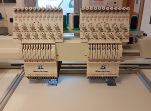 Durkopp Adler Shanggong ESC-020 Einkopf- / Mehrkopfstickmaschine