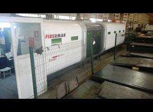 Ermaksan Fibermak 4000.6 x 2 Laserschneidmaschine