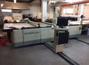 Gerber S-3000 Automated cutting machine