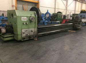 PBR T700 heavy duty lathe
