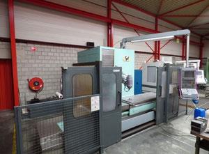 FPT SPAZIO 20 CNC Fräsmaschine Vertikal