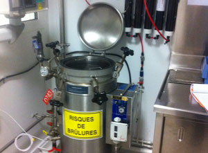 Lequeux - Autoclave / Drying stove