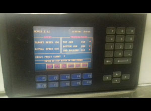 Ilapak E063.93 Schlauchbeutelmaschine - Horizontal - Flowpack