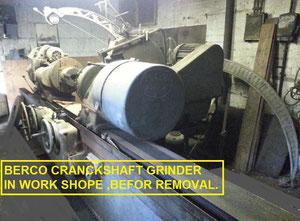 Berco Rtm 300 Rtm 300 Schleifmaschine
