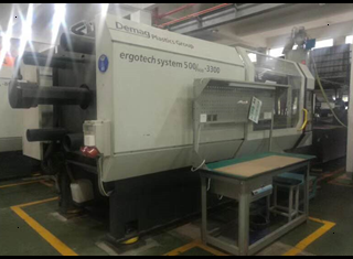 Demag Ergotech 500T P80108015