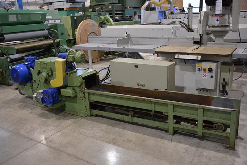 Broyeur bois vecoplan handle machines d 39 occasion exapro - Broyeuse a bois ...
