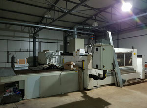 Balliu LC 1500 OG laser cutting machine