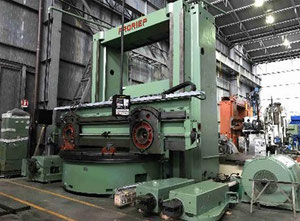 Froriep 40 Kz vertical turret lathe with cnc
