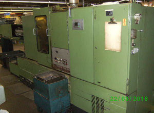 Tornio multimandrino Index MS 25